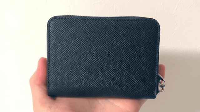 ミニ財布の外観